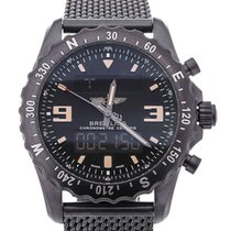 Breitling Chronospace Military 46 Quartz Digital Display
