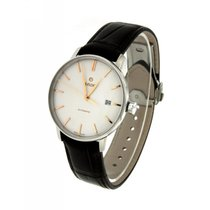 Rado Coupole Classic Automatic Steel-Rose Hands Leather 37,7mm