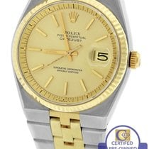 Rolex DateJust Integral Automatic 36mm 1630 Two-Tone Gold...