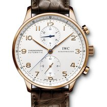 IWC Portuguese Chronograph IW371480 2020 new
