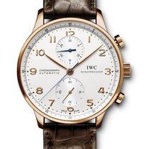 IWC Portuguese Chronograph IW371480 2019 новые