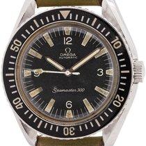 Omega 165.024 Steel Seamaster 300 40mm