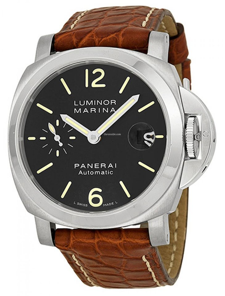timeless design b2001 4a5cb Panerai Luminor Marina Automatic 40 PAM00048