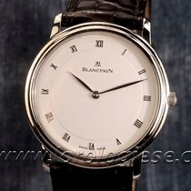 Blancpain –  Platinum 950 Ultra Thin Classic Watch – Cal. 21