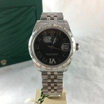 Rolex 178344 Acier 2018 Lady-Datejust 31mm occasion