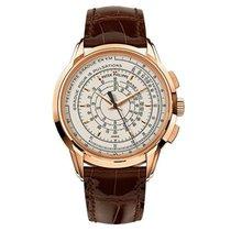 Patek Philippe Chronograph nuevo Automático Cronógrafo Reloj con estuche y documentos originales 5975R-001