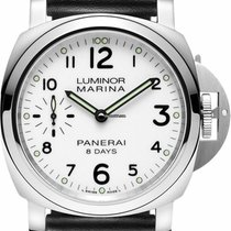 Panerai Luminor Marina 8 Days PAM00563 neu
