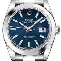 Rolex Datejust 126300-0001 2018 new