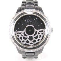 Dior 39mm Automatisch 2010 VIII Zwart