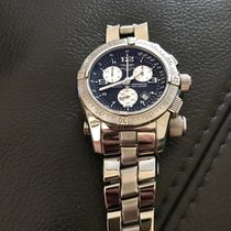 Breitling Emergency new 2004 Quartz Watch with original box and original papers 743459