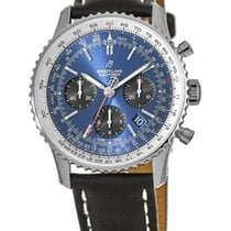 Breitling Navitimer 1 B01 Chronograph 43 Steel No numerals United States of America, New York, Brooklyn