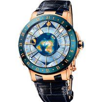 Ulysse Nardin Moonstruck Mother of pearl United States of America, Florida, North Miami Beach