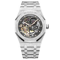 Audemars Piguet Royal Oak Frosted Gold Double Balance Wheel...