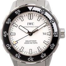 IWC Aquatimer Automatic 2000 Steel 45mm White United States of America, Texas, Austin