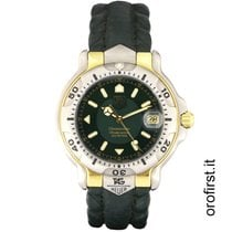 TAG Heuer 6000 Steel 39mm Green