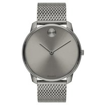 Movado Bold Steel 42mm United States of America, Florida, Tarpon Springs