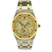 Audemars Piguet Royal Oak Dual Time Gold/Stahl 36mm Schweiz, Geneva
