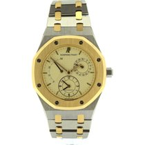Audemars Piguet Royal Oak Dual Time Gold/Stahl 36mm