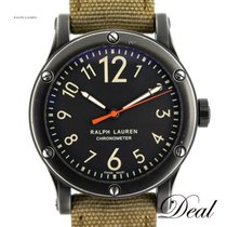 Ralph Lauren Steel 45mm Automatic RLR0220900 pre-owned