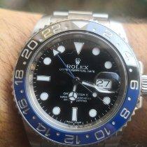 Rolex GMT-Master II Çelik 40mm Siyah Sayılar yok Türkiye, istanbul