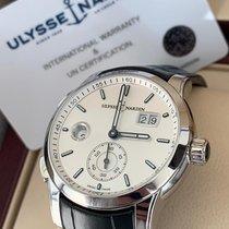 Ulysse Nardin Dual Time 3343-126/91 New Steel 42mm Automatic UAE, Dubai