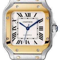 Cartier Santos (submodel) W2SA0006 2018 neu
