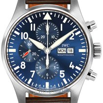 IWC Pilot Chronograph Blue Arabic numerals United States of America, California, Los Angeles