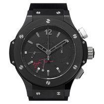 Hublot Big Bang 44 mm Titanio 44mm Negro Sin cifras