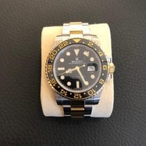 Rolex GMT-Master II 116713LN 2019 pre-owned