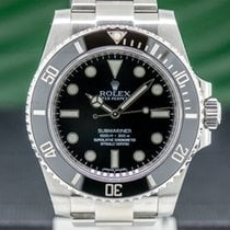 Rolex Submariner (No Date) 114060 2013 pre-owned