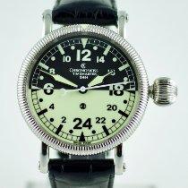 Chronoswiss Timemaster CH6433 Очень хорошее Сталь 44mm Механические