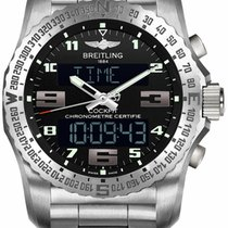 Breitling Cockpit B50 Titanium 46mm Black Arabic numerals United States of America, California, Moorpark