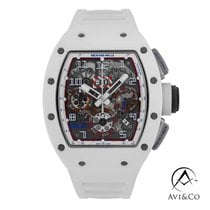 Richard Mille RM 011 Carbon 42mm Grey Arabic numerals United States of America, New York, New York
