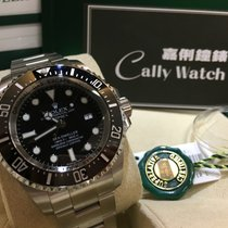 Rolex Cally - 116660 Sea-Dweller DeepSea Black [NEW]