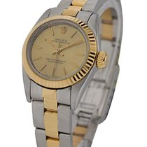 Rolex Used 67193_used_champ_stick 2-Tone Ladys No Date with...