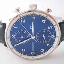 IWC PORTUGUESE CHRONO LAUREUS GOOD LIMITED EDITION  IW371432