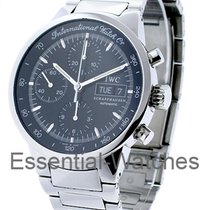 IWC 3707-08 GST Chronograph Automatic in Steel - On Bracelet...