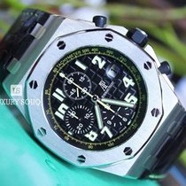 Audemars Piguet Royal Oak Offshore Chronograph 26086ST.OO.D002CR.01 new