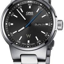 Oris Williams F1 01 735 7716 4154-07 8 24 50 new