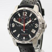 Certina DS Podium new 2020 Quartz Chronograph Watch with original box and original papers C034.453.16.057.00