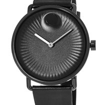 Movado Edge Staal