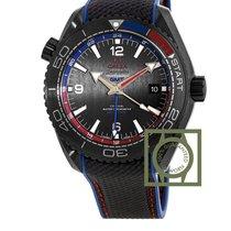 Omega Seamaster Planet Ocean 600M 45.5 Master Chronometer GMT