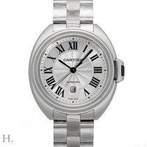 Cartier Clé de Cartier Stahl 31mm Silber Deutschland, Bamberg