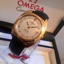 Omega Constellation F300 Chronometer mens vintage watch + Box