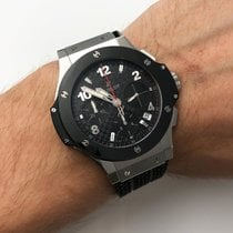 Hublot Big Bang 41 mm Steel 41mm Black Arabic numerals
