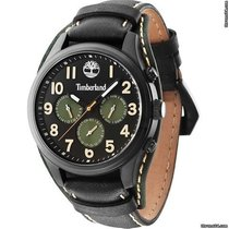 Timberland Watches 45mm Quartzo 14477JSB/02 novo