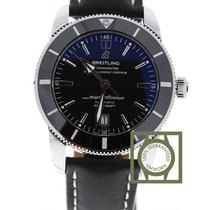 Breitling Superocean Héritage II 46 Leather Strap