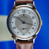 Rolex 35mm Ruční natahování použité Stříbrná