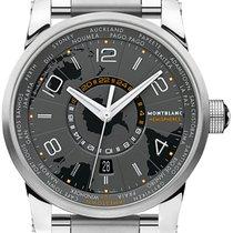 Montblanc Timewalker Steel 42mm Arabic numerals United States of America, California, Moorpark