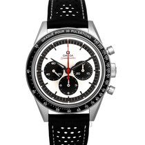 Omega Speedmaster Professional Moonwatch Steel 39.7mm Silver United States of America, California, San Mateo